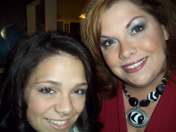 Amy (Carter)Graham Townsend & daughter Leah Miramontes