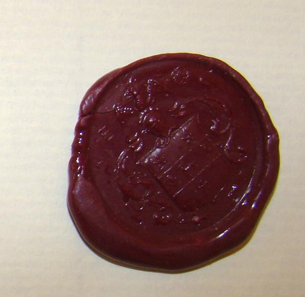 Lord Wax Seal