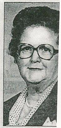 Pauline C. (Copeland) Duncan Aug.15,1014-NewCastle, Texas Youngest of 12 Copeland Children 83 yrs.