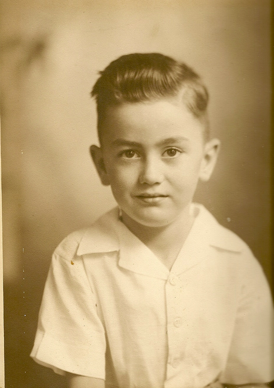 Truman Hubbard Copeland in Dallas,TX young boy