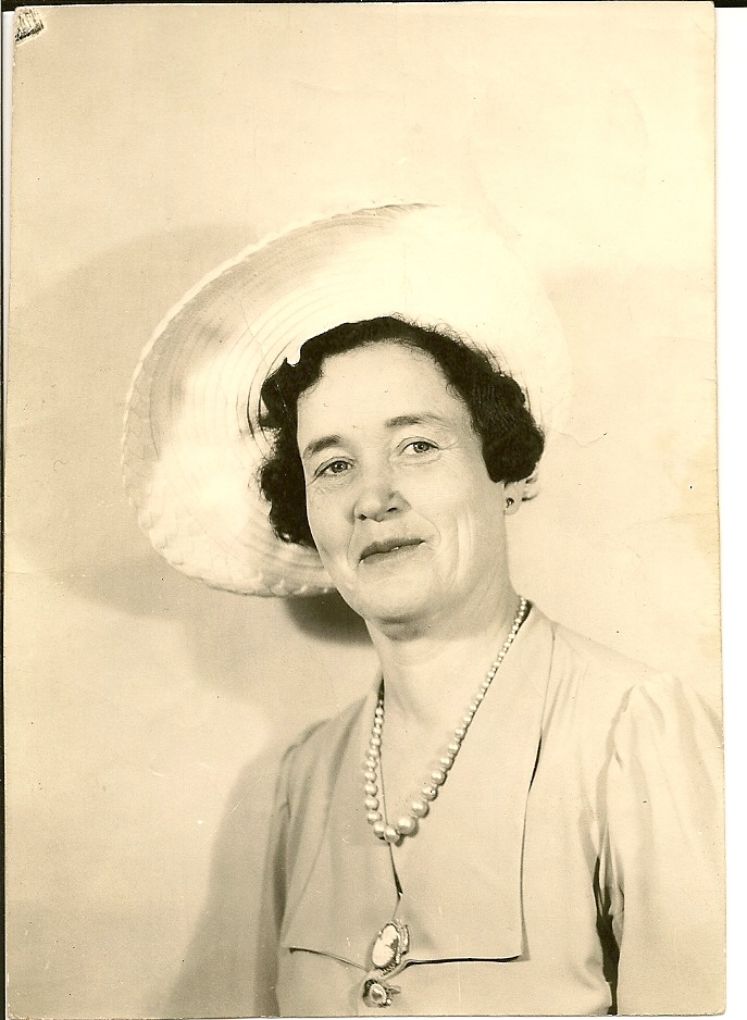 Velma Ada (Davis) wife of Jack Martin