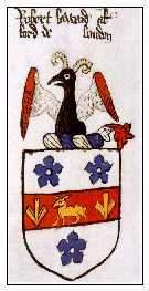 Lord Coat of Arms from England Family of Richard Lord